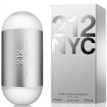 Carolina Herrera 212 Nyc 100 ml Bayan Tester Parfüm
