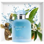 DOLCE GABBANA LIGHT BLUE EAU INTENSE EDP 100 ML ERKEK TESTER PARFÜM
