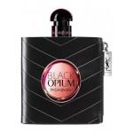Yves Saint Laurent Black Opium Eau De Parfum 90ml Biker Jacket Croc Limited Edition Bayan tester parfüm